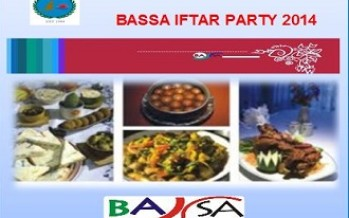 BASSA Ifter party 2014