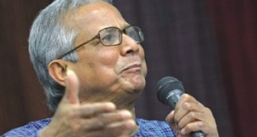 Lecture on Social Business of tackling society's most pressing problems by Dr Yunus in Monash University