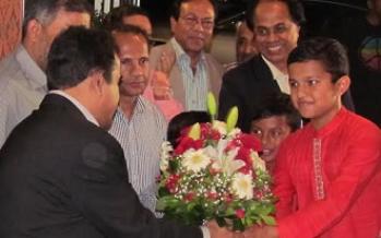 বঙ্গবন্ধুর ৯৫তম জন্মদিন ও গৌরবময় স্বাধীনতা দিবস উদযাপন