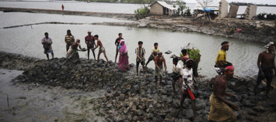 'We have seen the enemy': Bangladesh's war against climate change