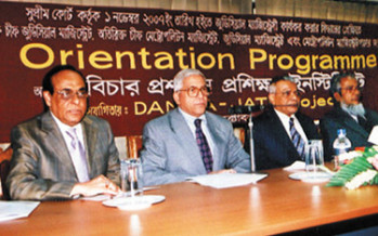 Hon. Chief Justice of Australia hails the ongoing judicial reform measures in Bangladesh