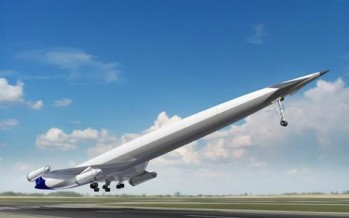 Jet could fly Australia to Europe in five hours