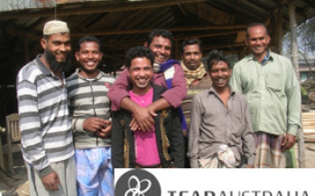 Building Community in Bangladesh