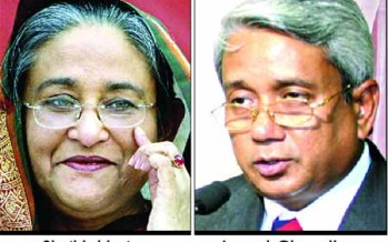 Azam Chy now says he did not file case against Hasina