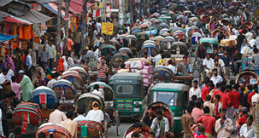 Research Paper on Dhaka Transport