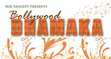 Bollywood Dhamaka – Musical night with full orchestra – 7th Nov 2009
