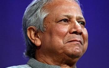 Dr Muhammad Yunus