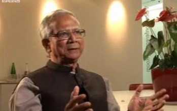 The life and story of Nobel Peace Laureate Professor Muhammad Yunus