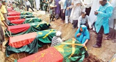 BDR Massacre and International Crimes (Tribunals) Act 1973
