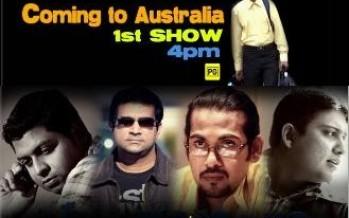 'Coming to Australia'  'Chaite Paro' in Perth