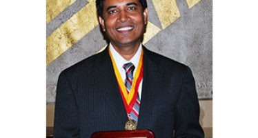 Life time achievement for Bangladeshi Scholar in USA