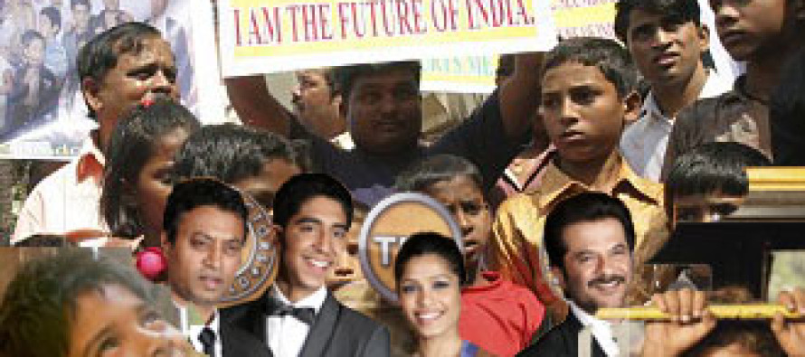 Who'd want to be a (Slumdog) Millionaire?